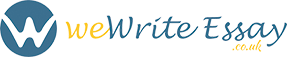 We Write Essay Logo